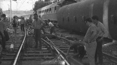22 luglio 1970,  a Gioia Tauro il deragliamento del Treno del Sole nell'Italia della Strategia della Tensione