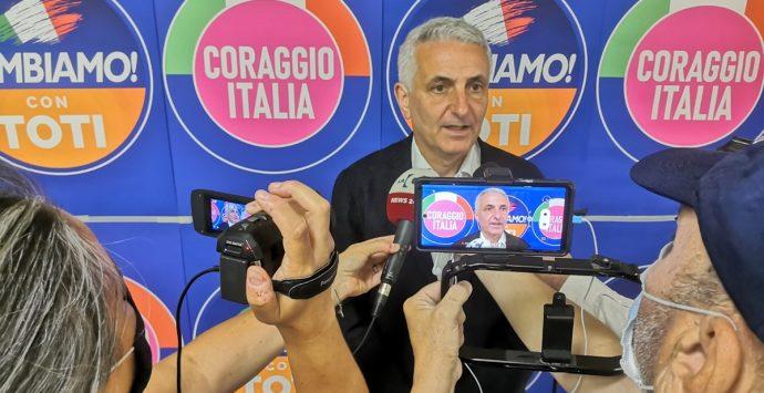 Regionali, Coraggio Italia è pronta a scendere in campo a fianco di Occhiuto
