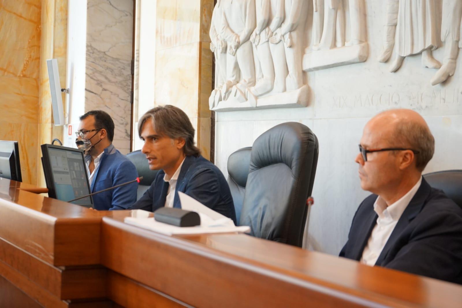 """Il Consiglio Metropolitano approva la salvaguardia degli equilibri di Bilancio ed istituisce il Premio """"Tommaso Campanella"""""""
