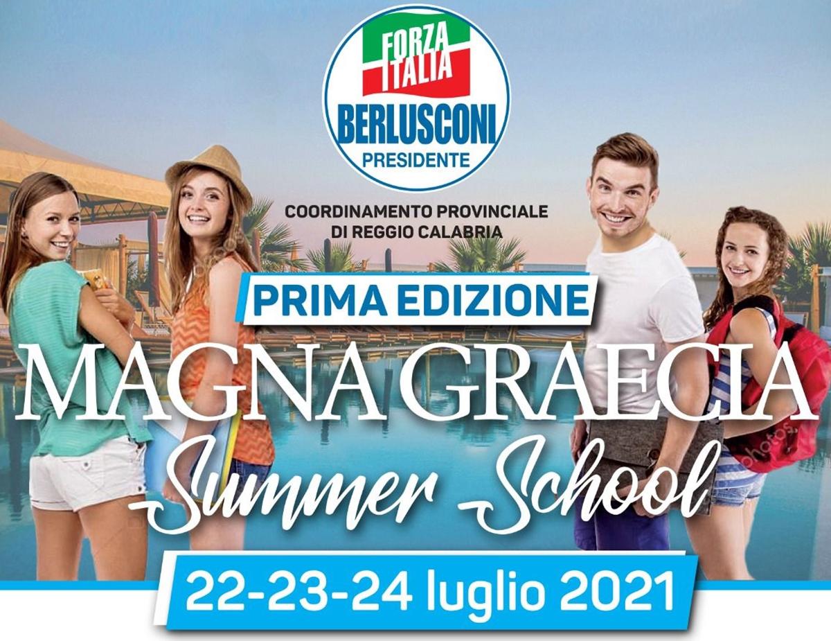 """""""Magna Graecia summer school"""", tre giorni di formazione politica per la prima edizione"""