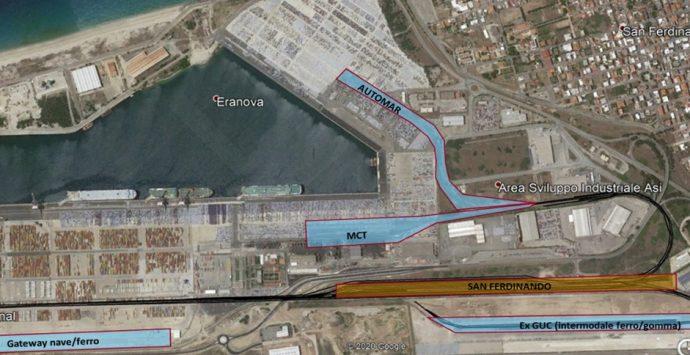 Al via il regolamento del Comprensorio ferroviario del porto di Gioia: sarà gestito da RFI