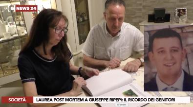 Giuseppe Ripepi: storia di un giovane tenace e generoso strappato alla vita troppo in fretta