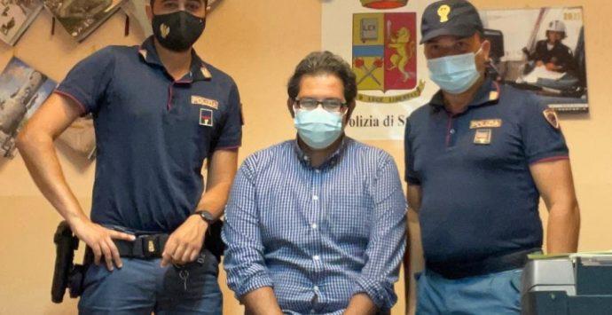 Gli agenti delle volanti di Villa San Giovanni salvano un 39 enne colto da un malore