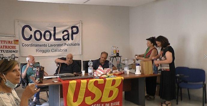 Servizi psichiatria, finisce la protesta negli uffici all'Asp