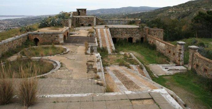 Reggio, procede l'iter progettuale per la strada di accesso ai fortini di Pentimele