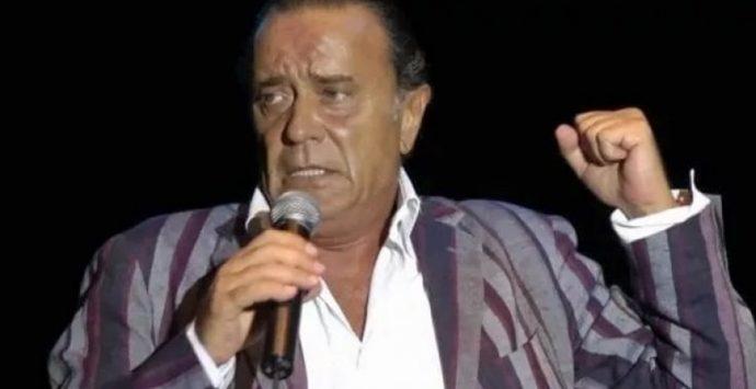 Si è spento oggi il cantante e attore Gianni Nazzaro