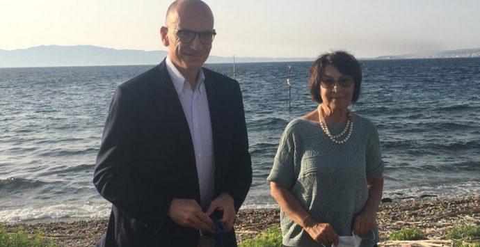 Regionali Calabria, Letta sicuro: «Con Amalia Bruni la vera discontinuità»