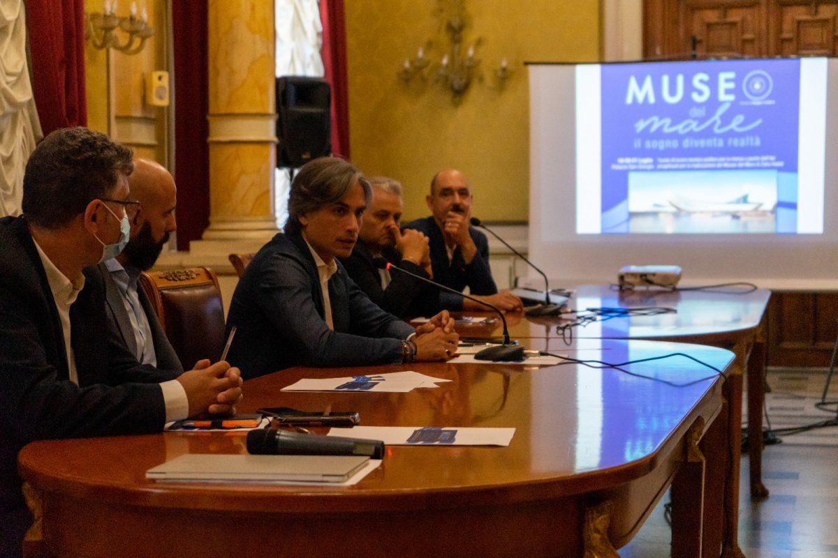 Museo del Mare, Falcomatà: «Un'opera che trasforma Reggio nella principale porta del Mediterraneo»