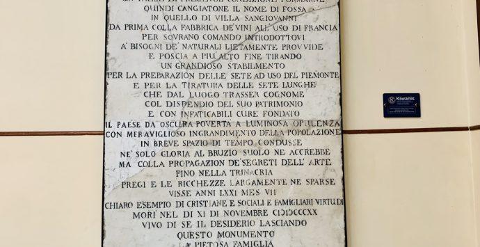 Villa San Giovanni, il Kiwanis ristruttura tre opere d'arte del patrimonio cittadino