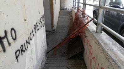 """Melito di Porto Salvo, Crea: «Serve chiudere subito il pericolosissimo sottopasso """"Checco""""»"""