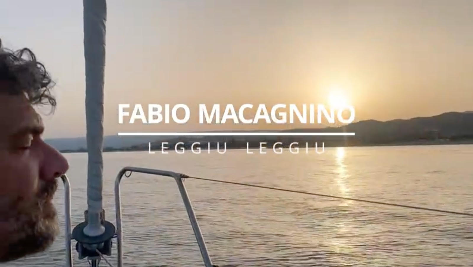 Musica, online l'inedito del cantautore Fabio Macagnino