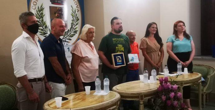 """Taurianova, premiati i vincitori della seconda edizione del concorso d'arte """"Alessandro Monteleone"""""""