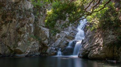 """Marmarico, San Nicola e """"Scialata"""": lo spettacolo delle cascate made in Locride"""