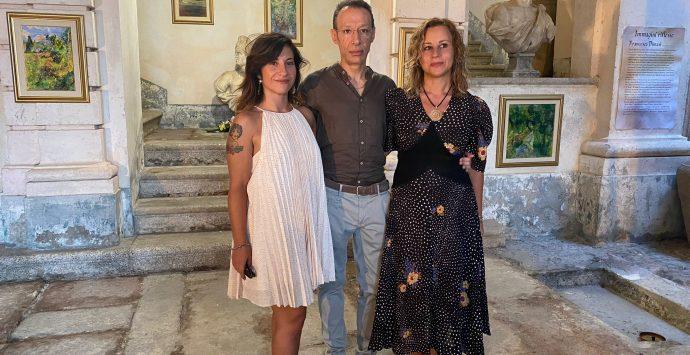 Caulonia, immagini riflesse tra fotografia e pittura a palazzo Asciutti