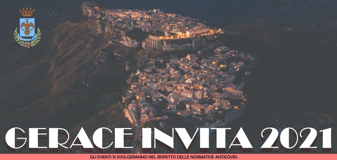 """""""Gerace invita"""": arte, musica e cultura fino al 4 settembre"""