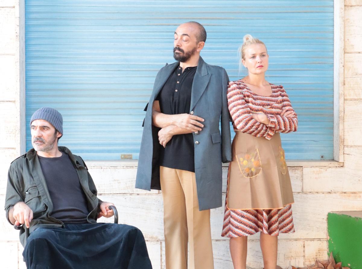 """Epic Festival, a Bova la prima nazionale di """"Spine"""" del Mana Chuma Teatro"""