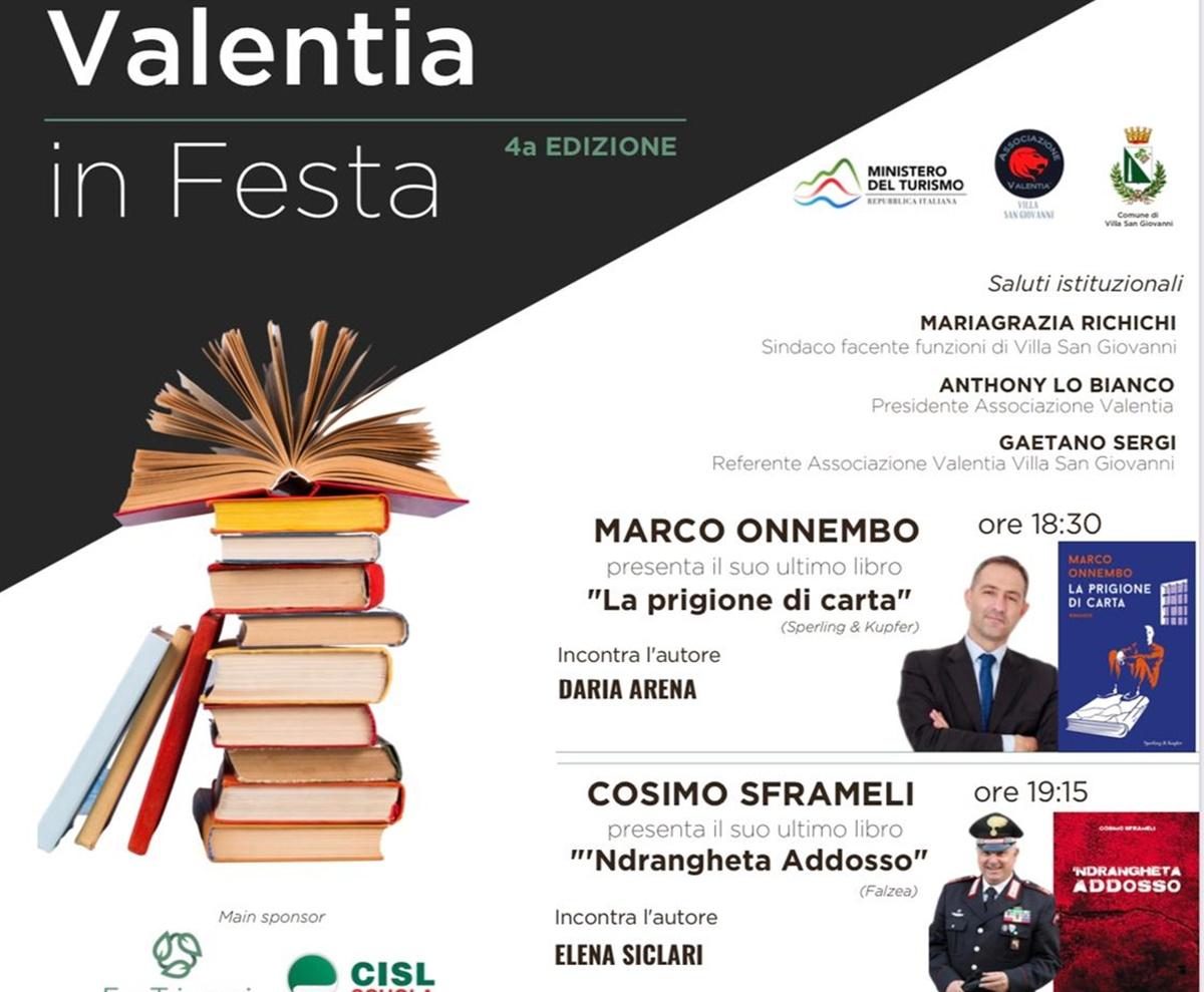 """A Villa San Giovanni la quarta edizione di """"Valentia in festa"""""""