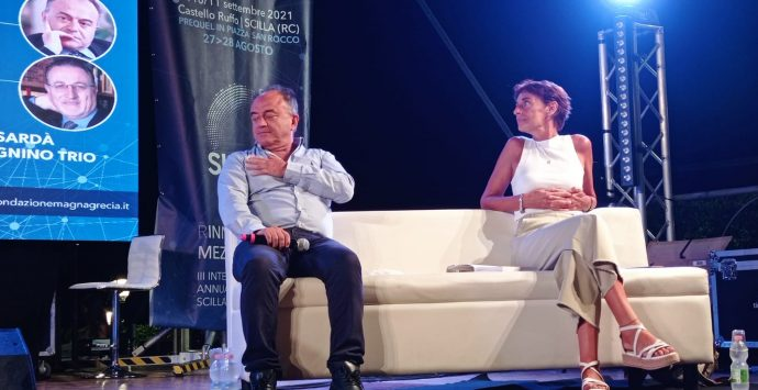 Scilla, Gratteri: «Dovremmo migliorare sul turismo, la Calabria avrebbe bisogno di università dedicate»