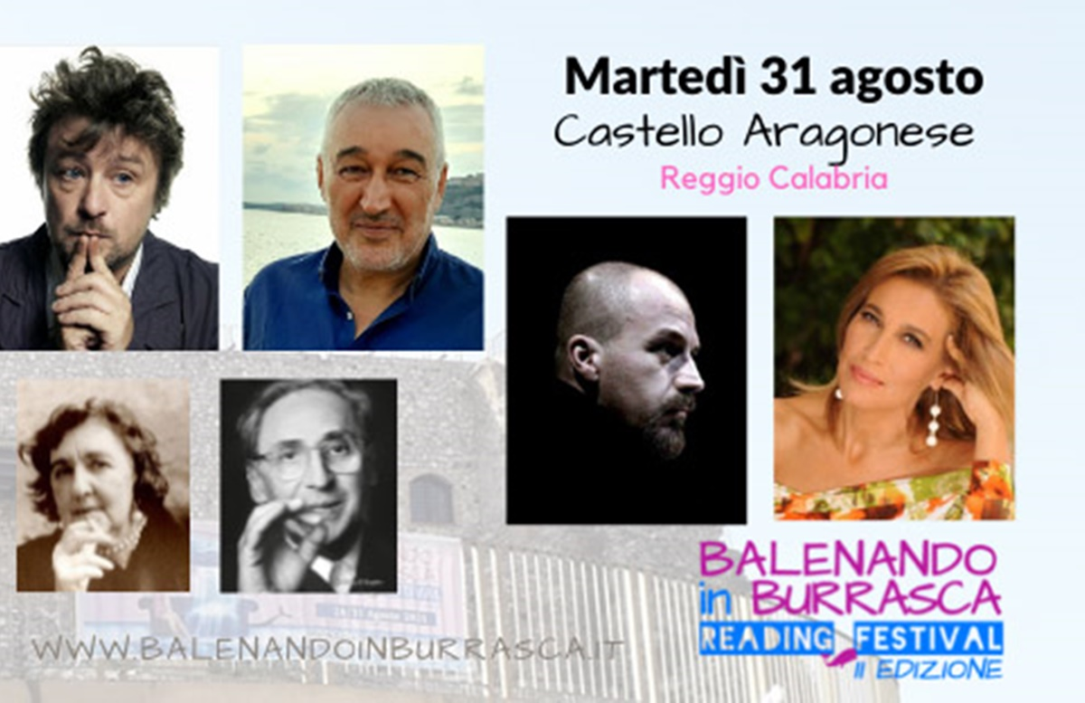 Balenando Reading Festival, stasera il gran finale al Castello Aragonese