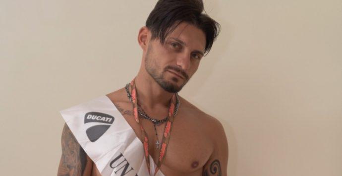Mister Italia 2021, il reggino Bruno Nucera passa in finale