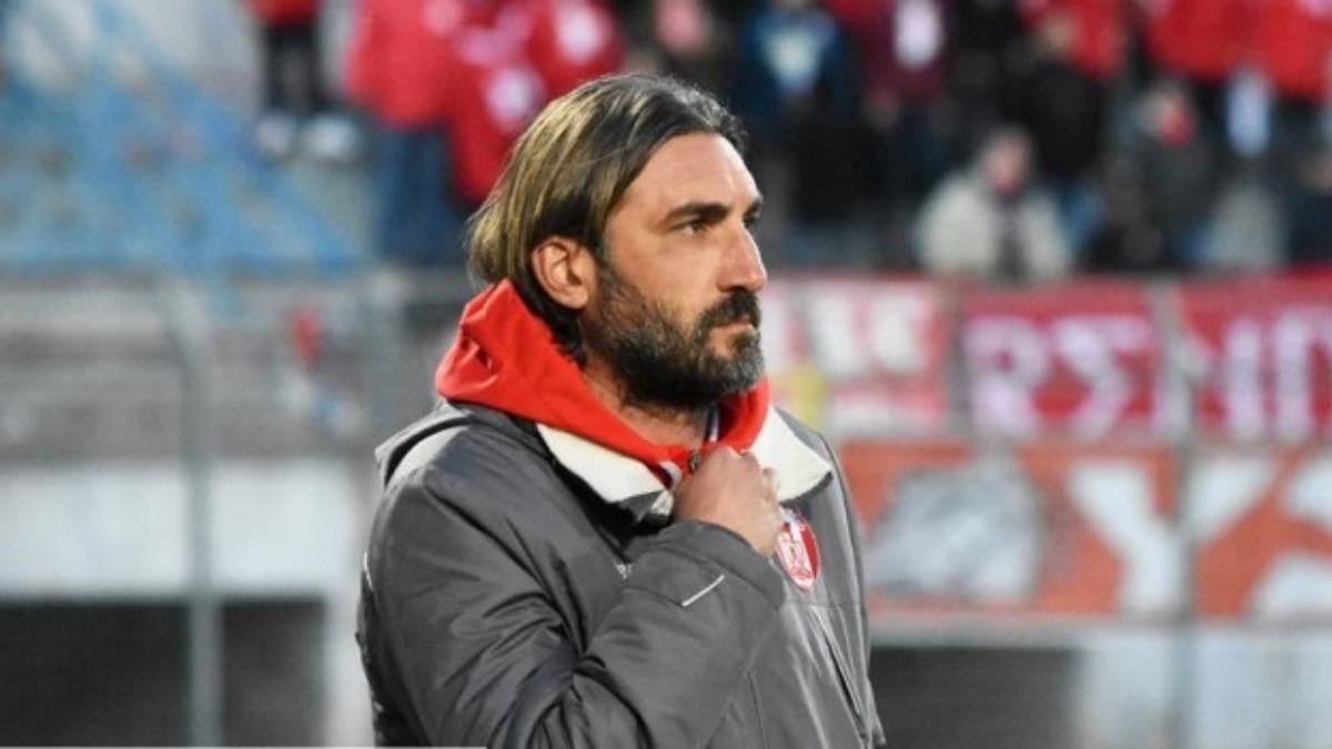 Crotone-Reggina, Modesto: «Amaranto già pronti per giocarsi il campionato. Ma io voglio vincere»
