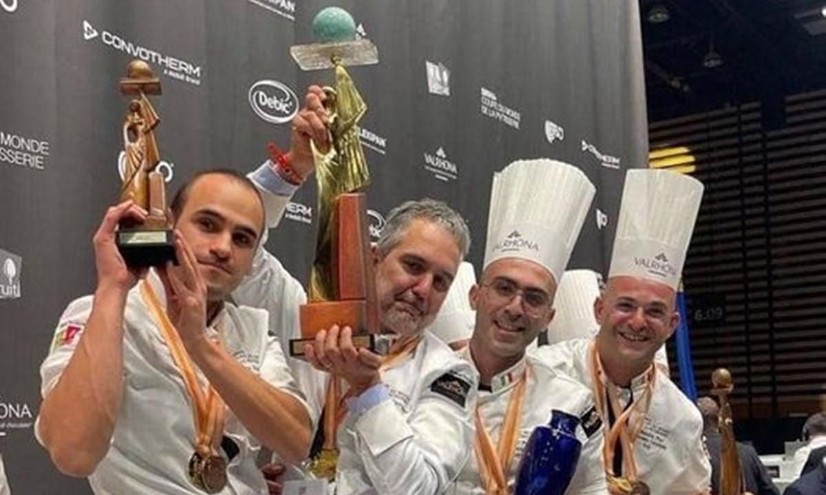 L'Italia campione del mondo di pasticceria: una vittoria che sa anche di Calabria