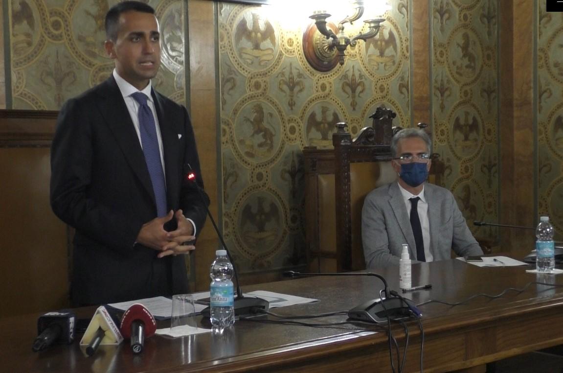 Elezioni Calabria, Di Maio: «Orgoglioso della Bruni». E rilancia le quotazioni della coalizione