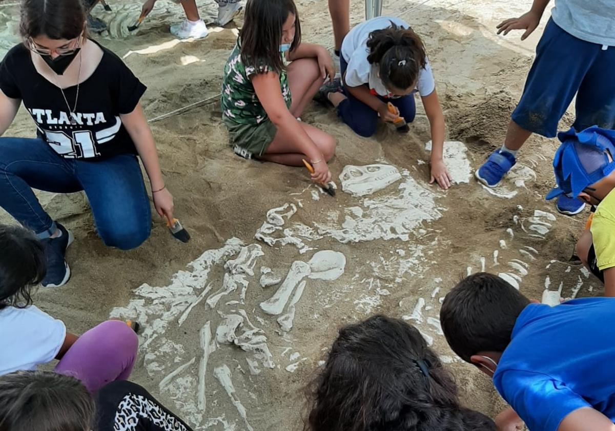 """""""Mediterraneamente"""", visita guidata presso il parco """"Il mondo della preistoria"""""""