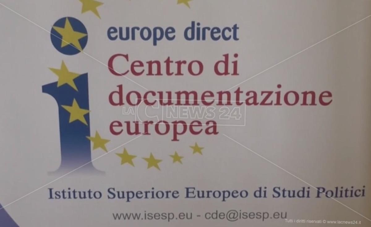 Reggio, l'Isesp è il primo istituto del Sud a rappresentare l'Europa sui territori
