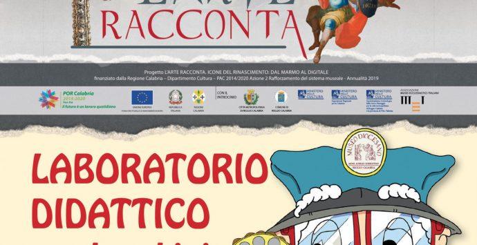 Al Museo diocesano di Reggio Calabria un laboratorio creativo per bambini
