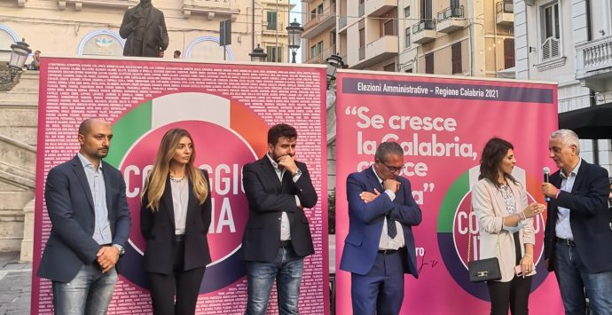 Elezioni regionali, Anghelone: « Abbiamo il dovere di dimostrare che la Calabria ha in sé le capacità per rinascere»
