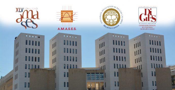 L'Università Mediterranea ospiterà il XLV Convegno Amases