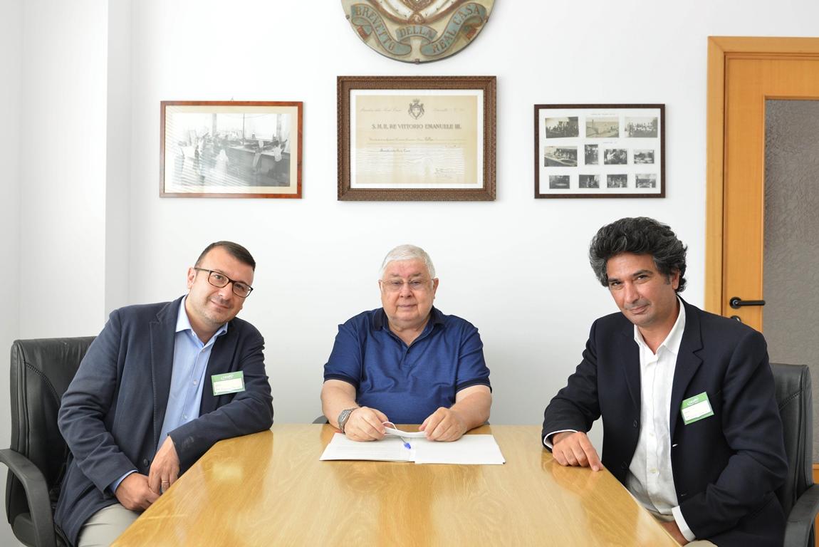 Firmato accordo di collaborazione tra Dipartimento Diceam e Callipo su valorizzazione scarti lavorazione del pesce