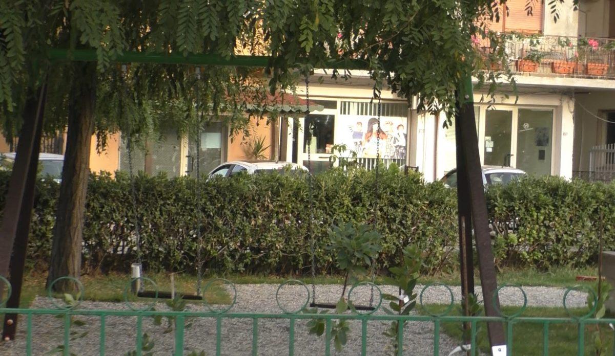 Bianco, villetta comunale con parco giochi riqualificata nel ricordo del piccolo Leo