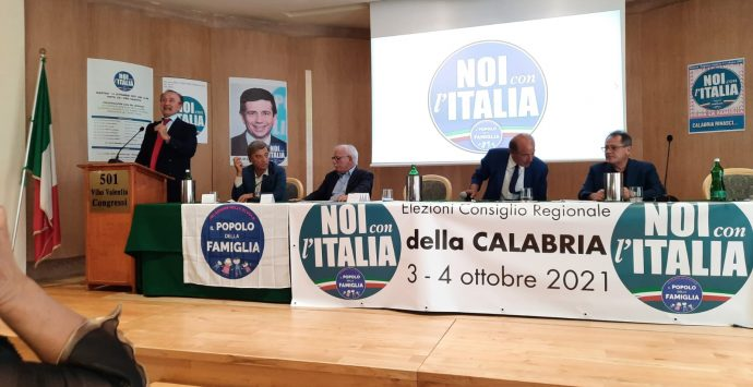 """Lupi presenta le liste di """"Noi con l'Italia"""". Tra i candidati reggini Massimo Morgante"""