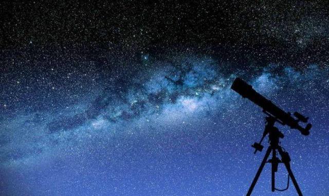 """Cittanova, successo per la notte astronomica con gli studenti del """"Guerrisi"""""""