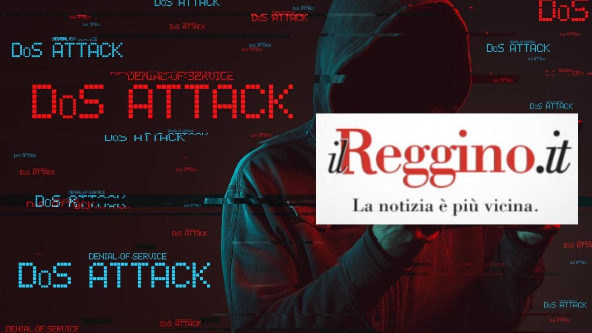Grave attacco informatico contro IlReggino.it. Ma non abbiamo ceduto al ricatto