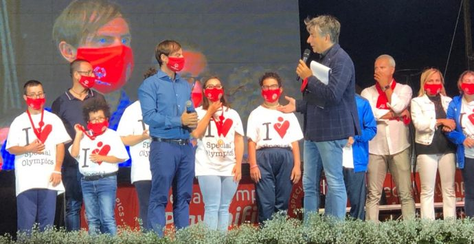 Smart game 2021: premiati gli atleti calabresi Special Olympics
