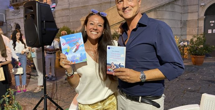 Reggio, grande successo per la presentazione del libro di Giusy Versace