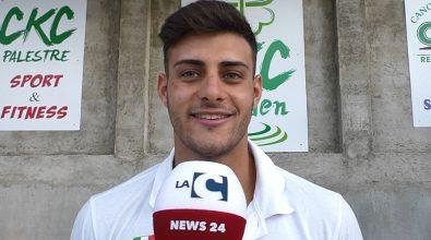 Canoa, il reggino Giovanni Penato è campione nazionale K1 under 23 e sogna le Olimpiadi del 2024