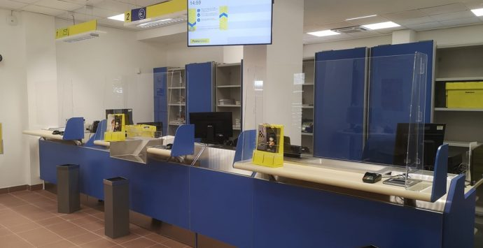Saline Joniche, aperto stamattina il nuovo ufficio postale