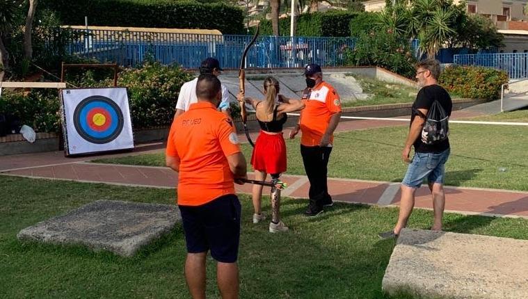 Roccella, concluso l'Open Day dello sport nel segno della cultura paralimpica