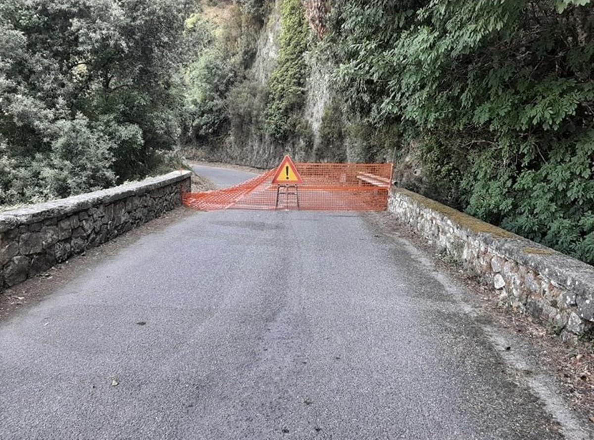 Santa Cristina d'Aspromonte, la Città metropolitana si impegna a ripristinare la Sp 2