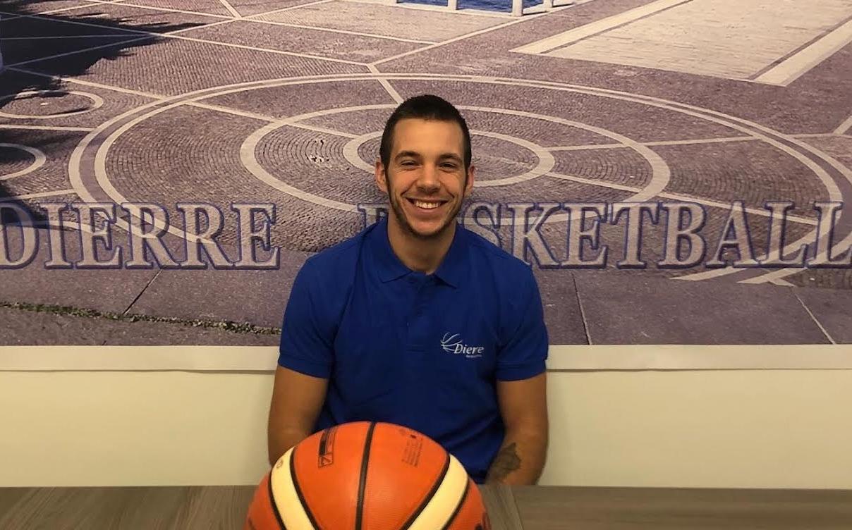Basket, Tomic-Feric primo straniero della storia della Dierre