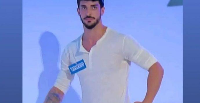 """""""Uomini e donne"""", il cestista reggino Valerio Costa è il nuovo tronista"""