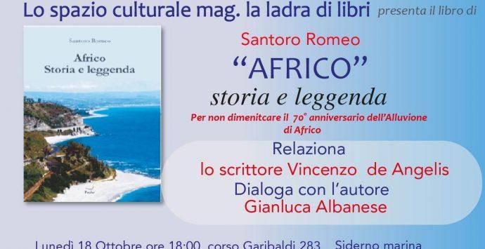 Africo tra storia e leggenda nel nuovo libro di Santoro Romeo
