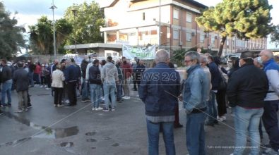 Gioia Tauro, le rassicurazioni di Scaffidi non fermano il sit-in al pronto soccorso