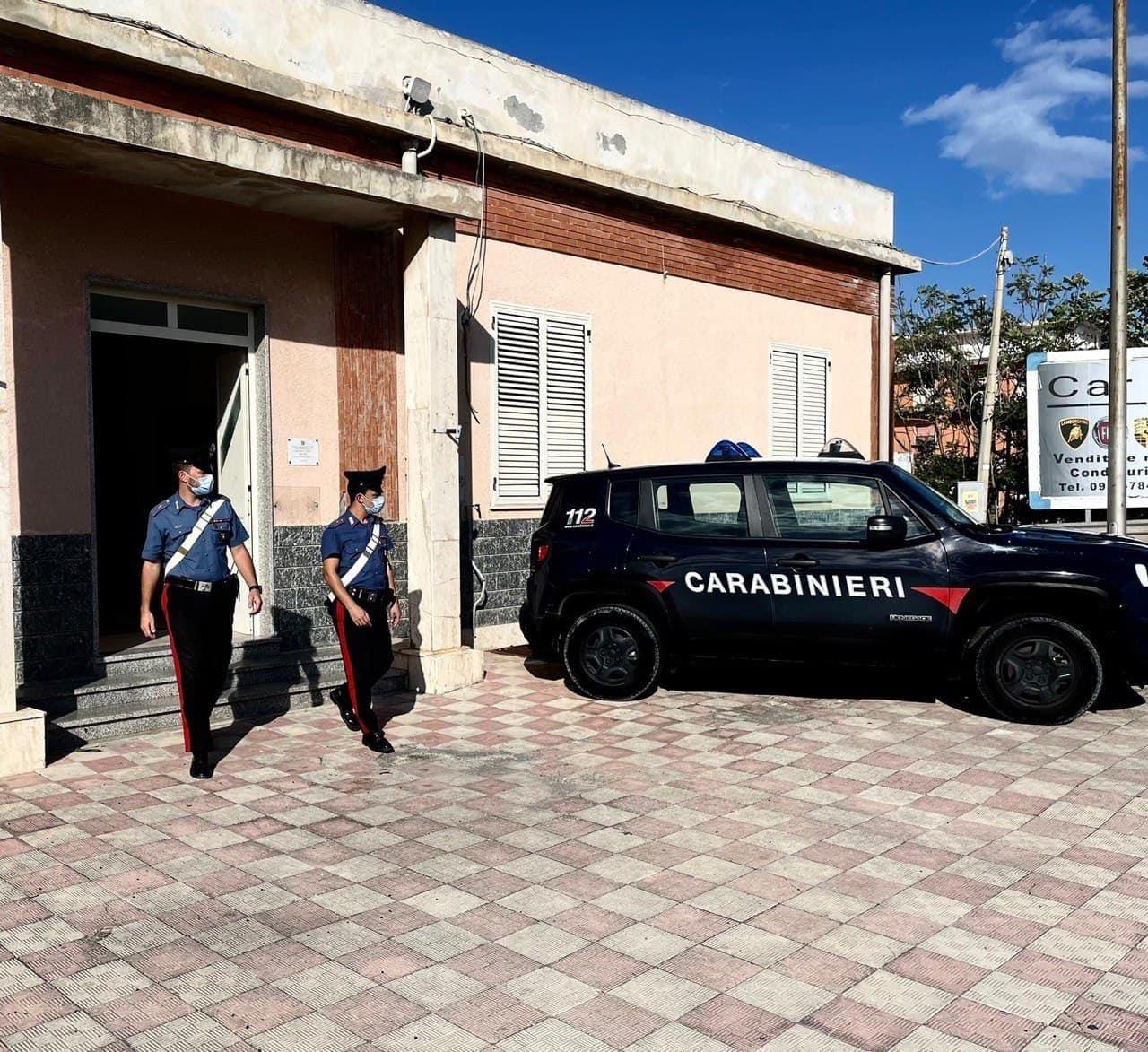 Palizzi, i carabinieri ringraziano la commissione prefettizia