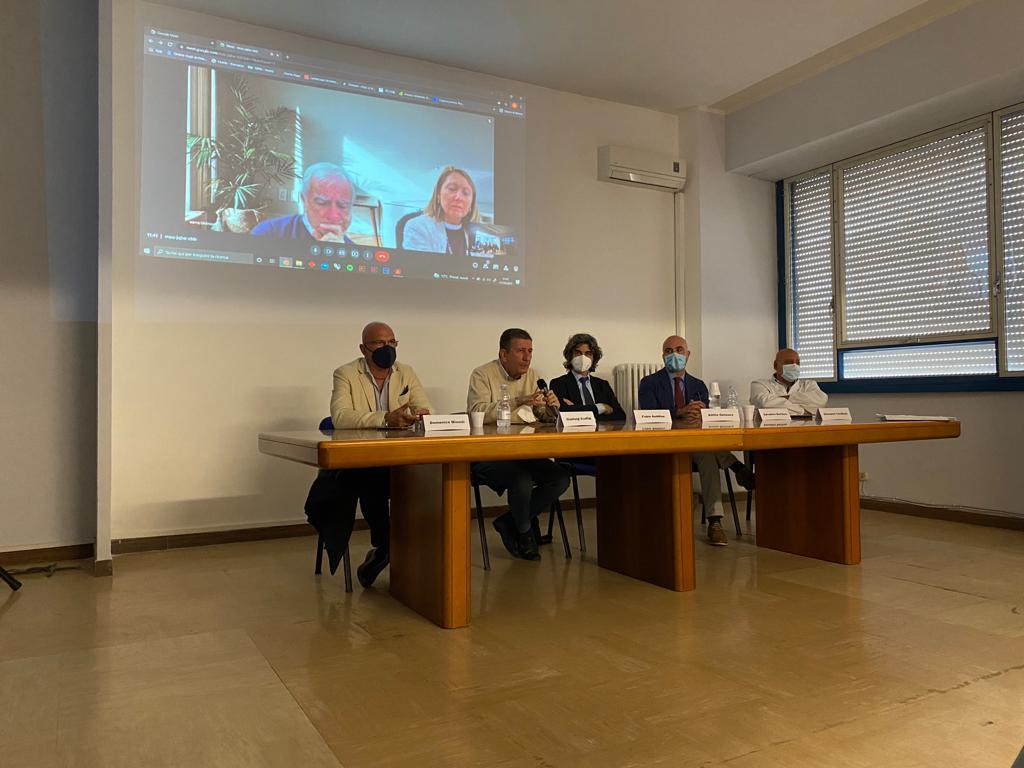 """Locri, dall'associazione """"Angela Serra"""" il progetto per il nuovo reparto di Oncologia"""