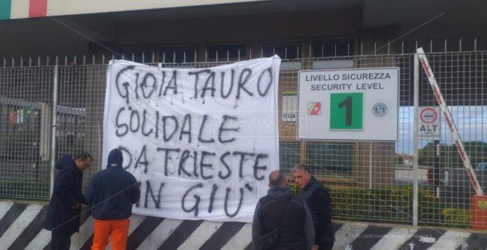 Green pass, al porto Gioia Tauro si lavora, assenti in 60. In mattinata previsto sit-in dei dipendenti sprovvisti